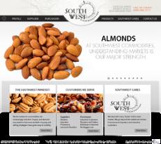 Southwest website history