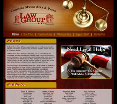 Law Group website history