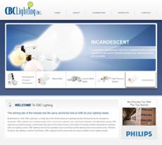 Cbc Lighting website history