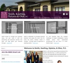 Smith, Koelling, Dykstra, & Ohm website history
