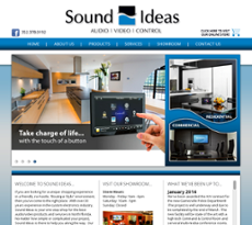 Sound Ideas website history