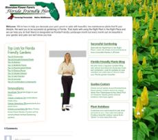 Riverview Flower Farms website history