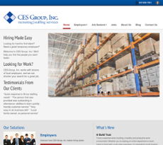 CES Group website history