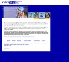 ExtenSys website history