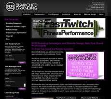 BrainChild Branding website history