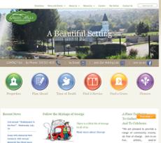 Green Hills Memorial Park website history