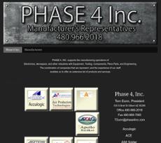 Phase 4 website history