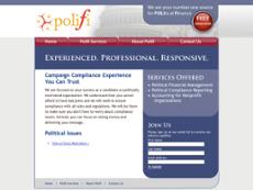 Polifi website history
