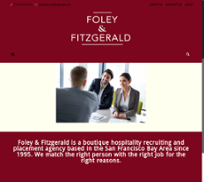 Foley & Fitzgerald website history