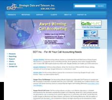 SDT website history