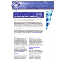 Docmanage website history