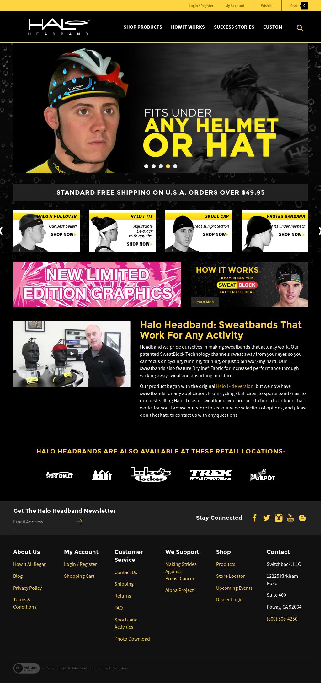 Halo Headband Competitors Revenue And Employees Owler Company Profile I Tie Black