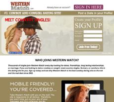 Westernmatch com login