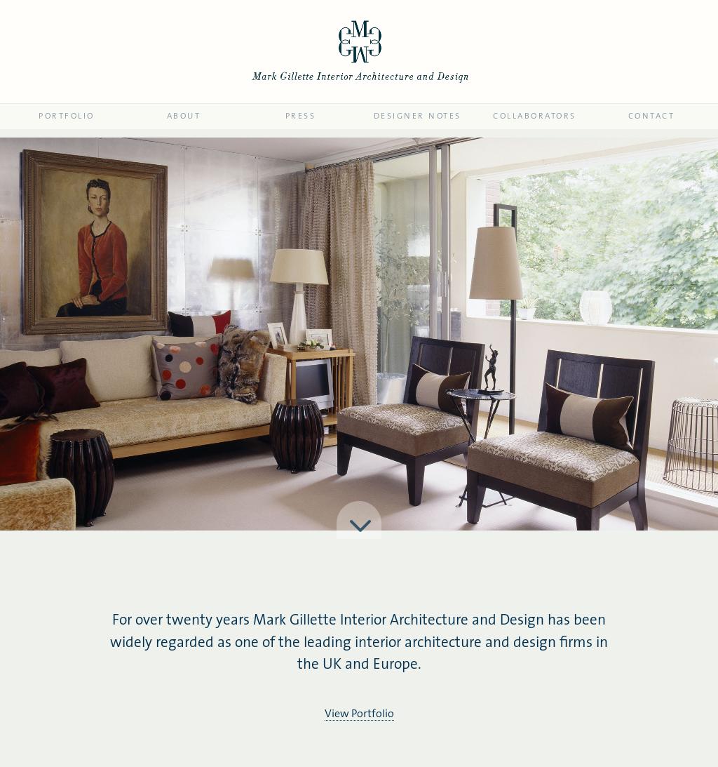 History Of The Interior Design: Mark Gillette Interior Design Competitors, Revenue And