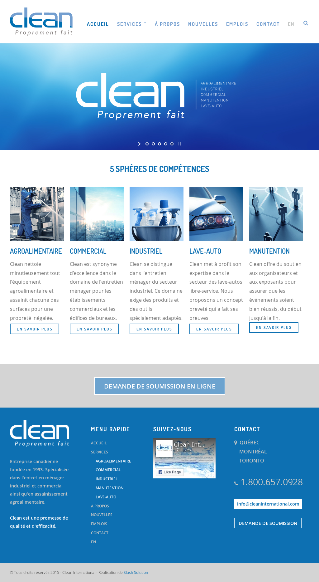 Service D Entretien Clean International Competitors Revenue And