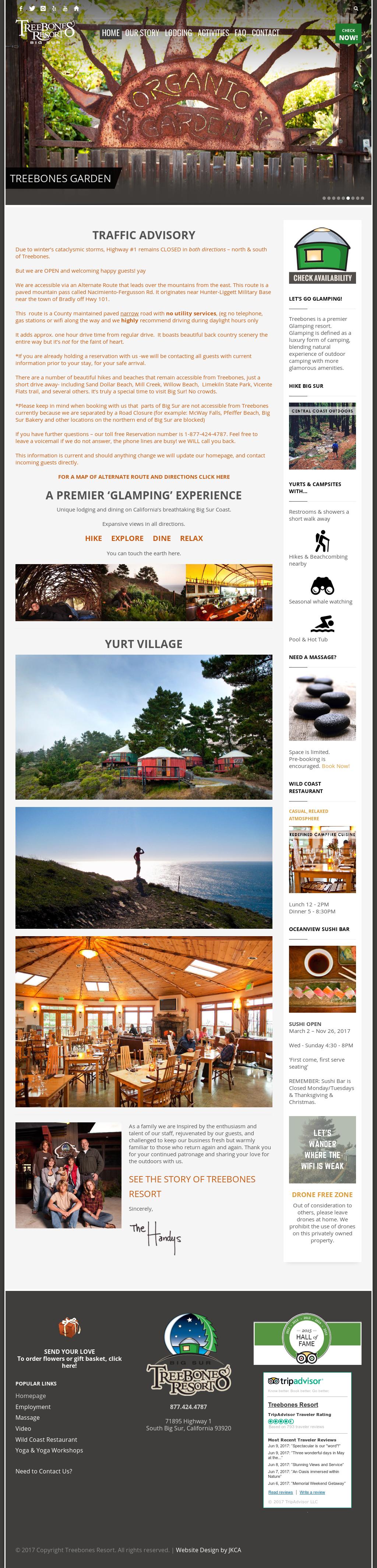 Treebones Resort Competitors, Revenue and Employees - Owler