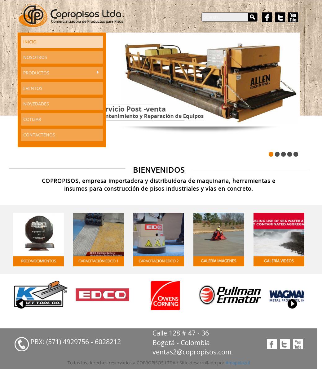 Copropisos Ltda Competitors, Revenue and Employees - Owler