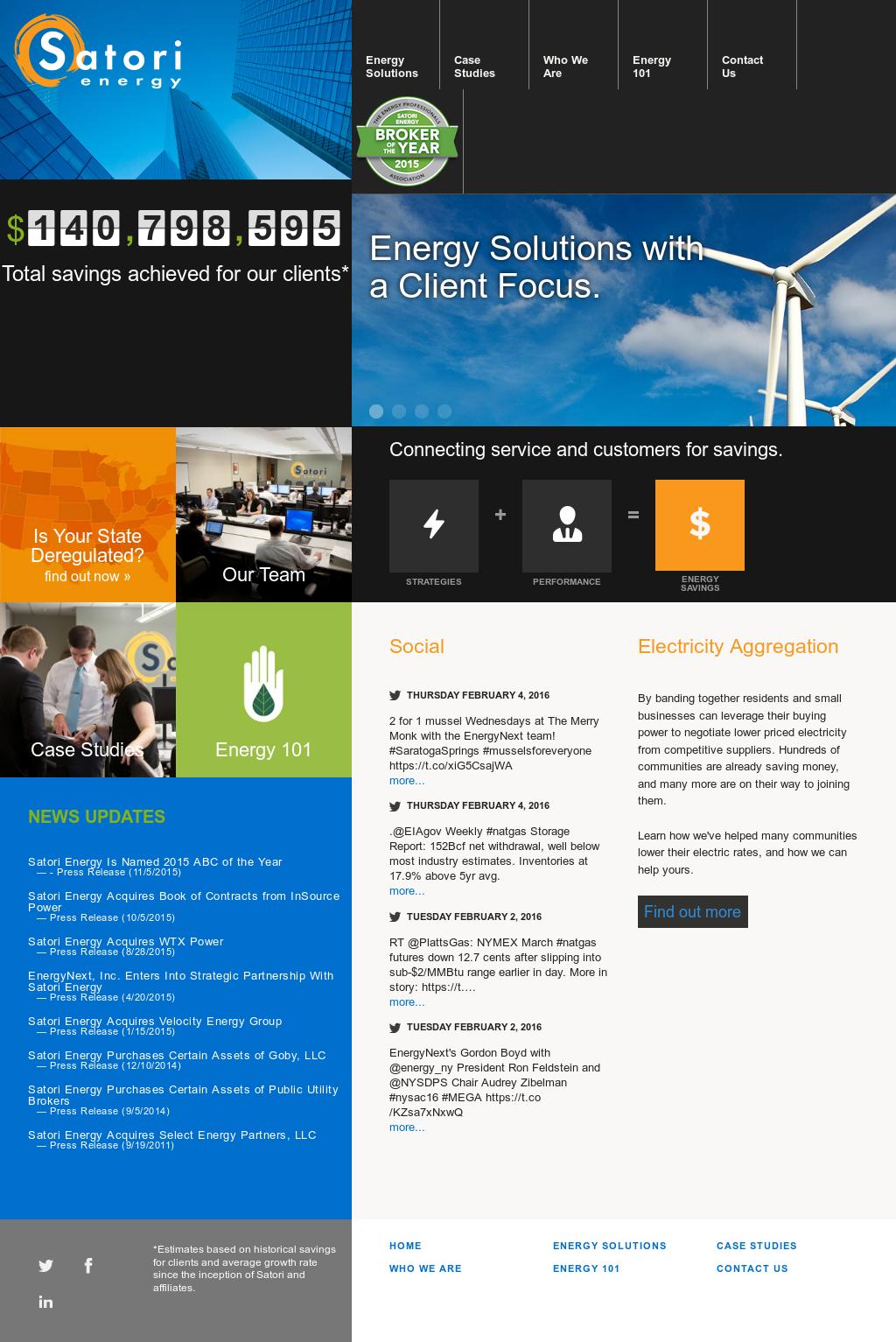 Satori Energy Competitors, Revenue and Employees - Owler