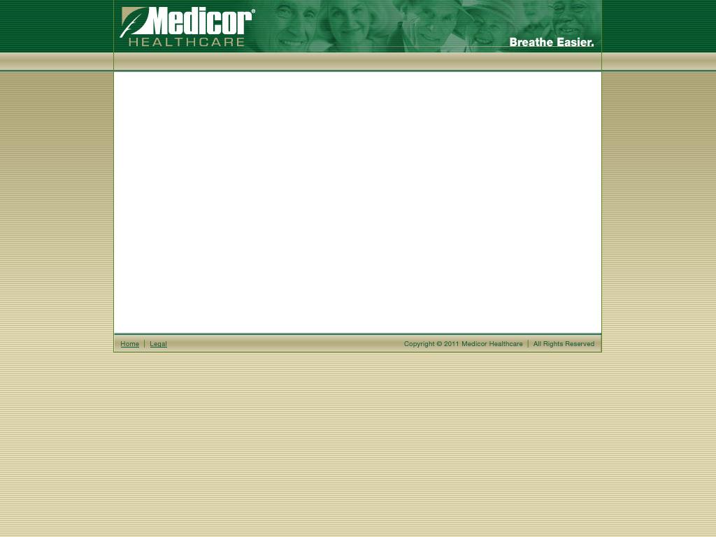 Medicor Healthcare Competitors, Revenue and Employees