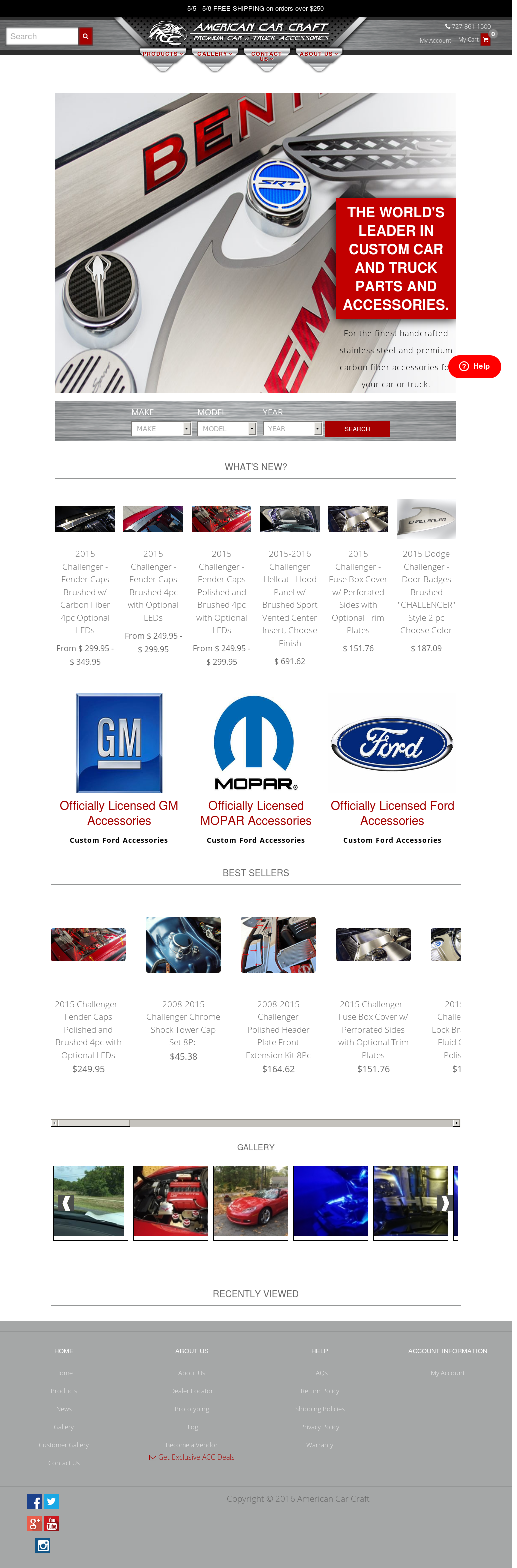 Americancarcraft Competitors Revenue And Employees Owler Company Challenger Fuse Box Profile