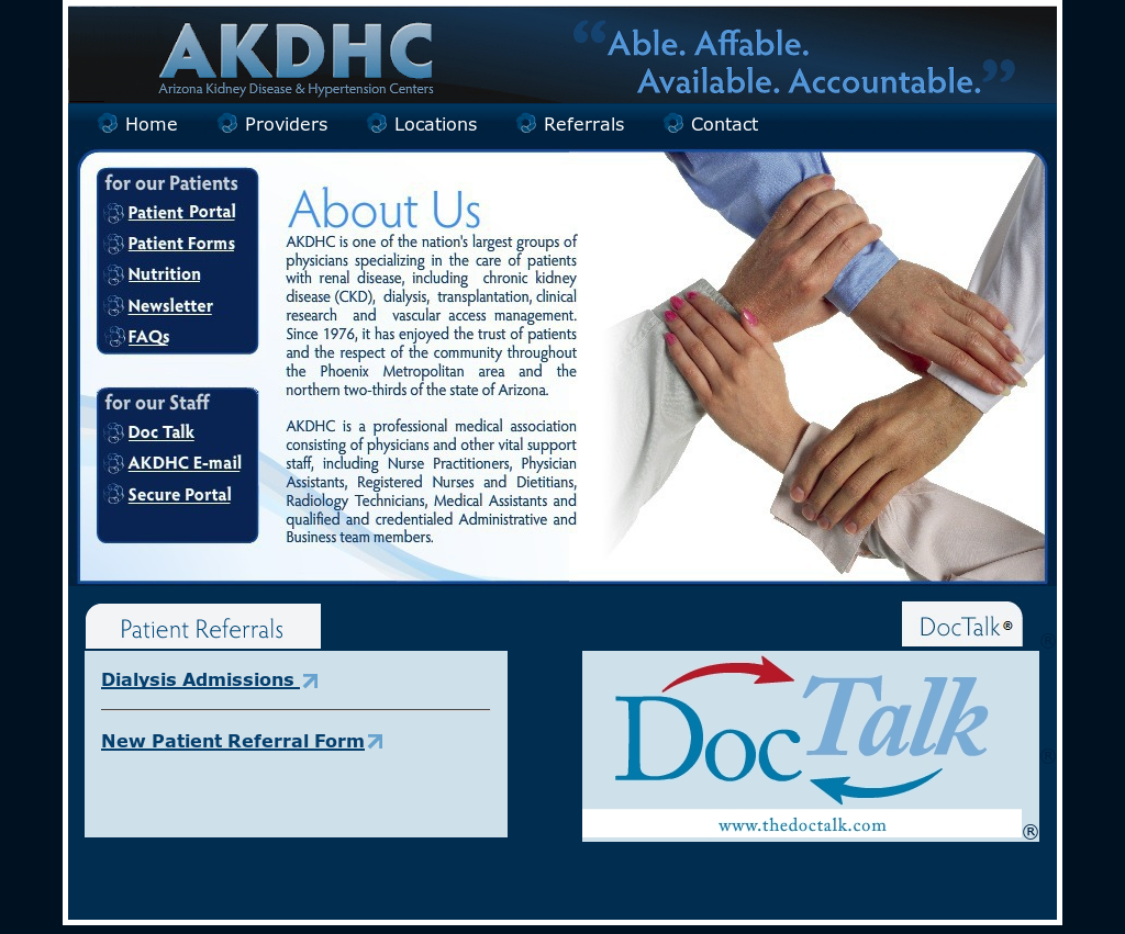 AKDHC Competitors, Revenue and Employees - Owler Company Profile
