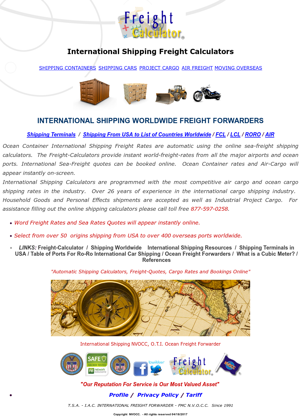 Freight-calculator Competitors, Revenue and Employees - Owler