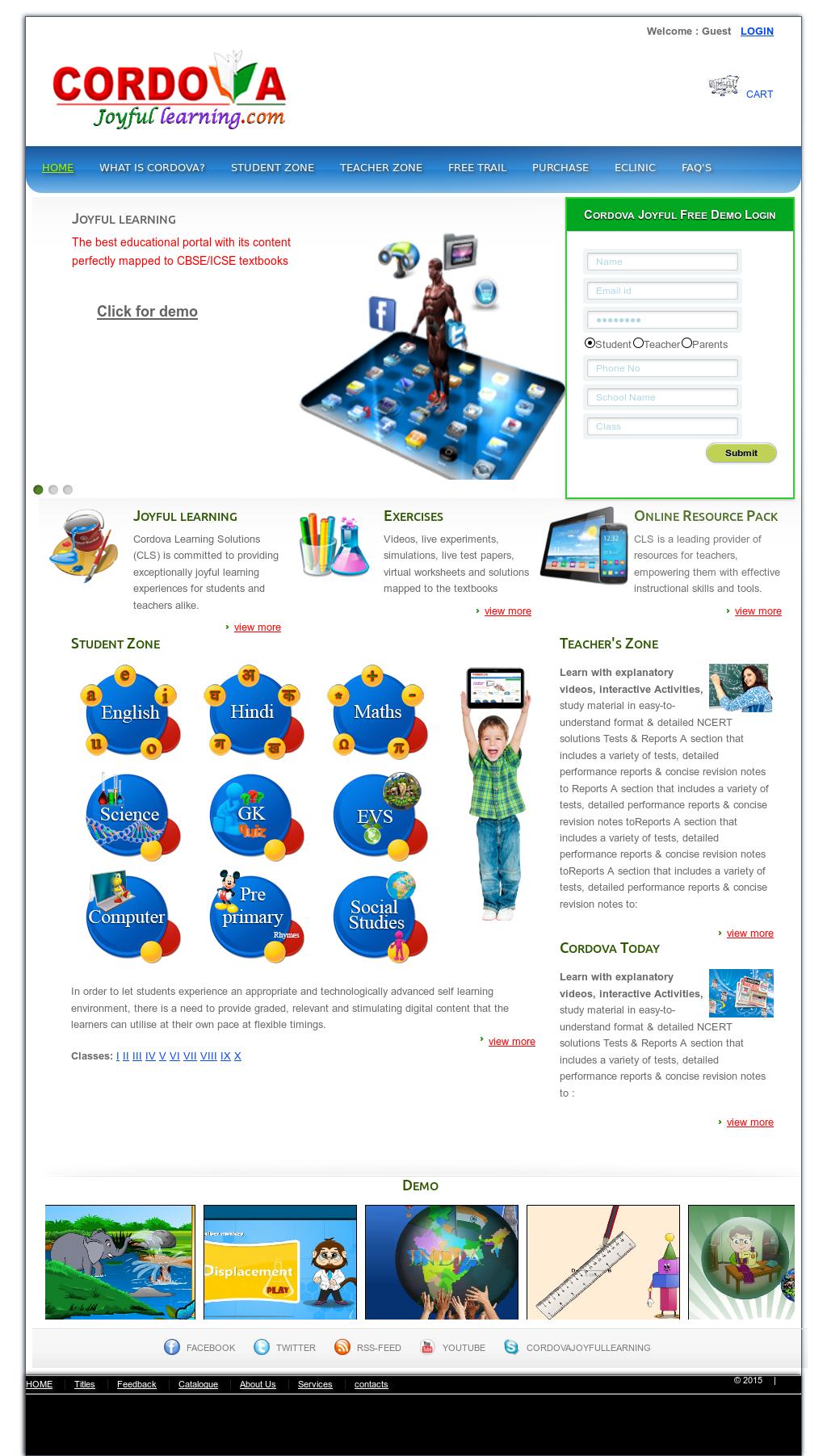 Cordova Publication Competitors, Revenue and Employees