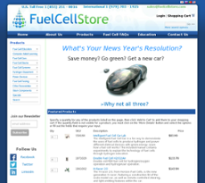 FuelCellStore Competitors, Revenue and Employees - Owler Company Profile