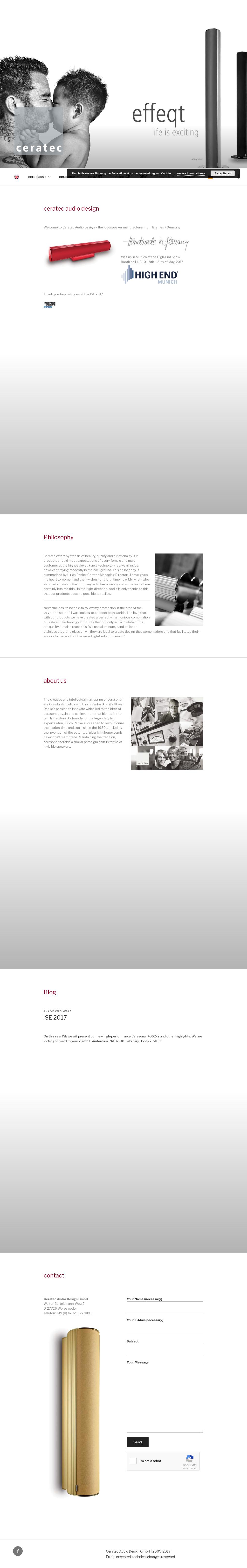 Ceratec Audio Design Competitors Revenue And Employees Owler - Audio design document