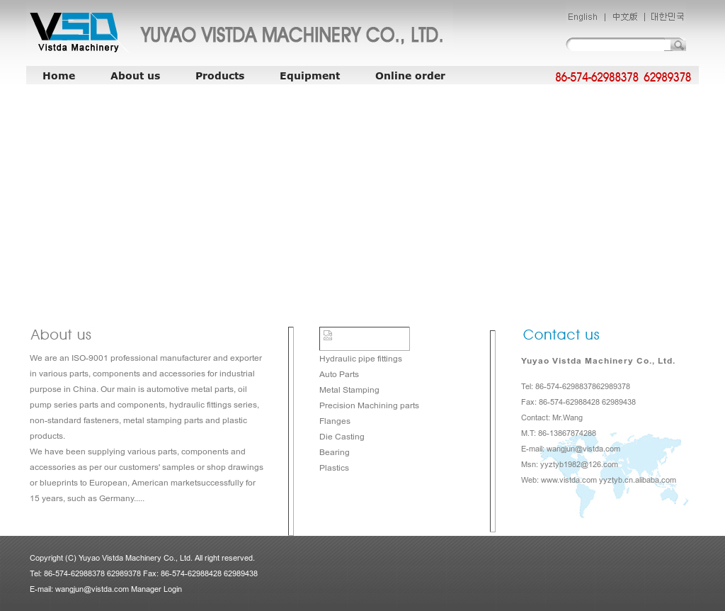 Germany Machinery Co Ltd Contact Us Mail