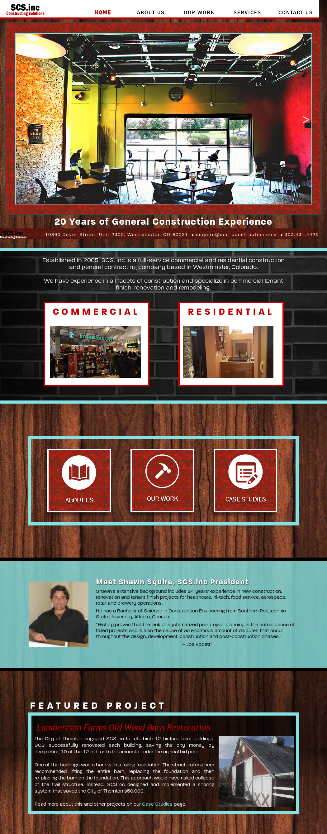 westminster company case study