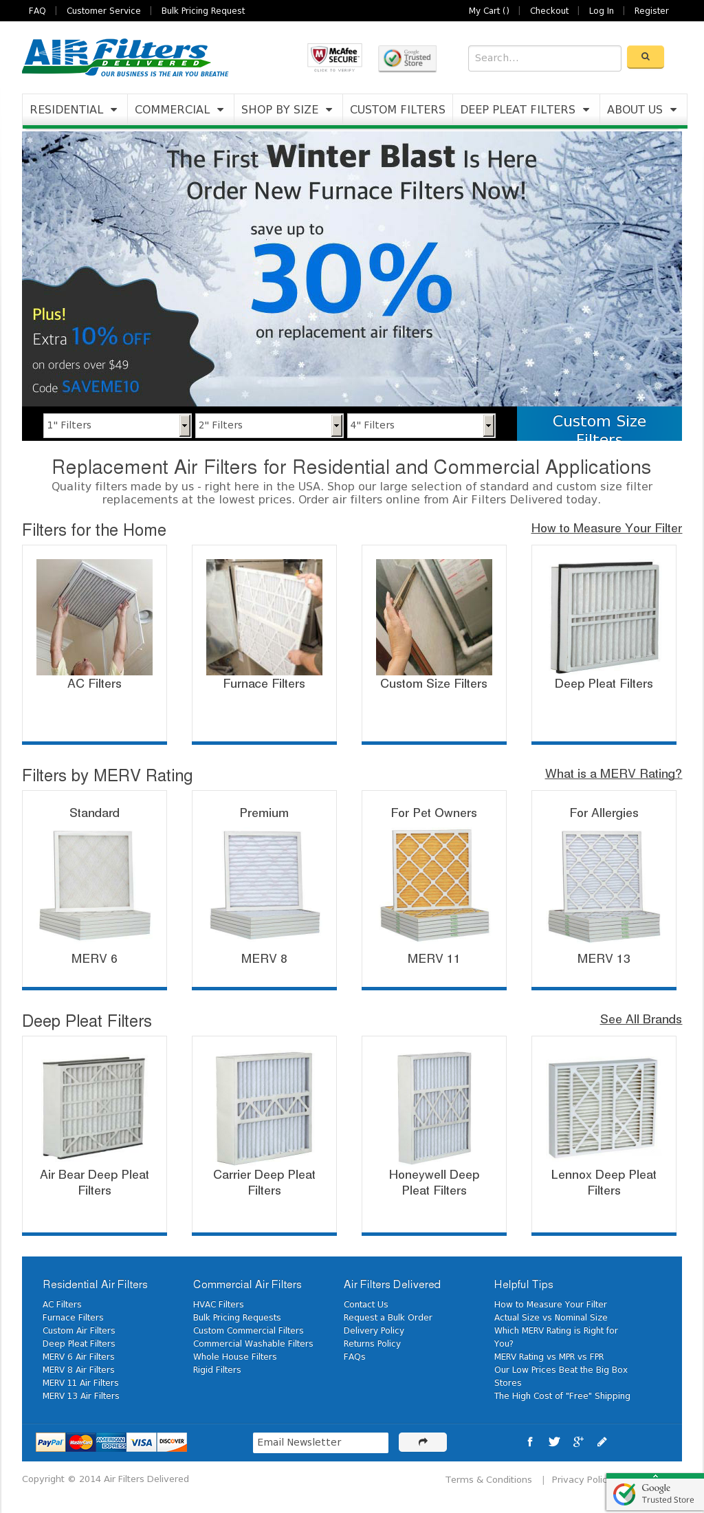 air filters delivered competitors revenue and employees owler company profile - Air Filters Delivered