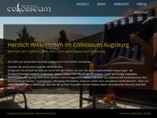 Augsburg coliseum Home
