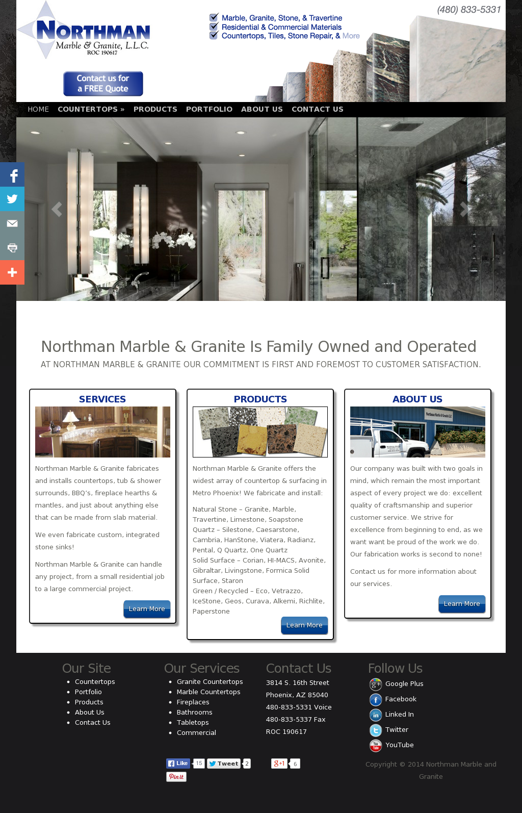 Northman Marble Granite Compeors Revenue And Employees Owler Company Profile
