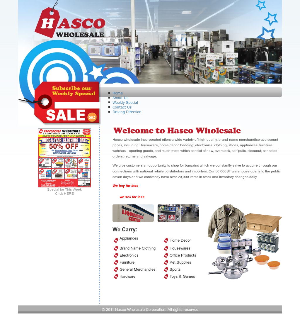 Hasco Wholesale Competitors, Revenue and Employees - Owler