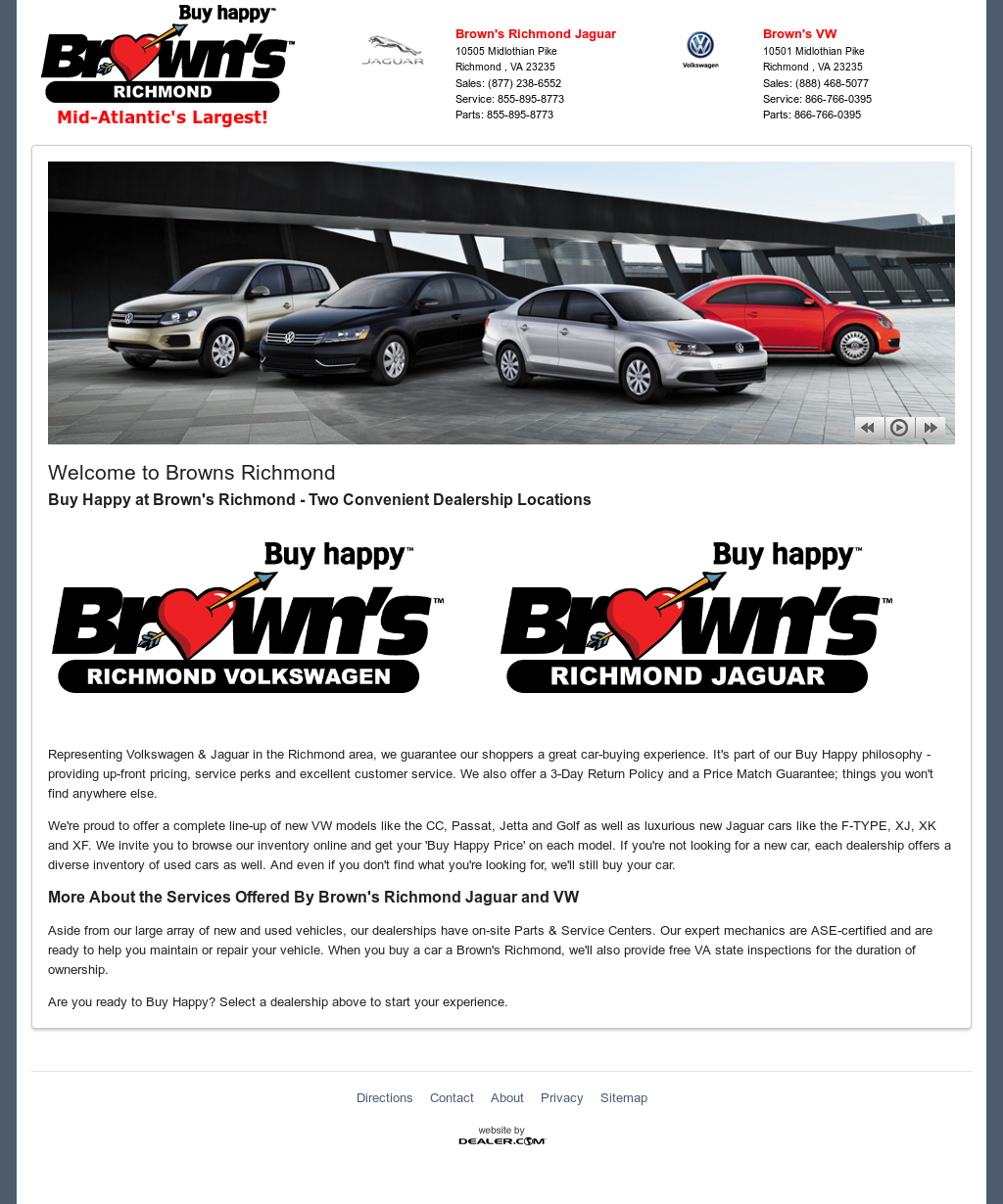 Brown Automotive Group Competitors, Revenue and Employees