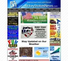 rickey stokes news today