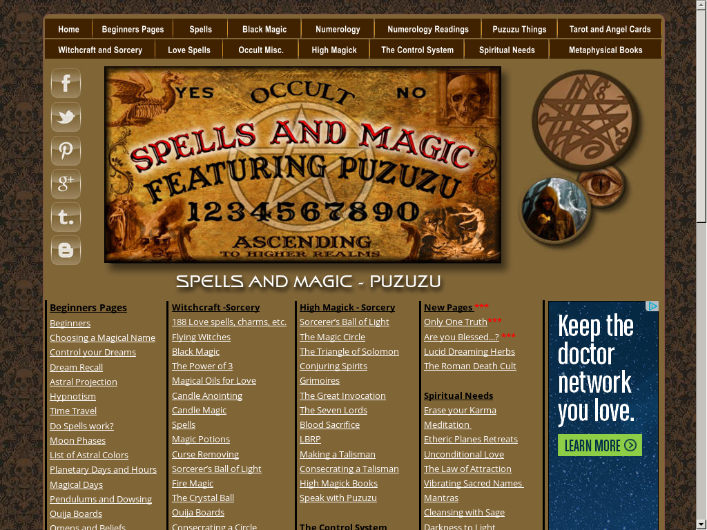 Spells And Magic Competitors, Revenue and Employees - Owler Company