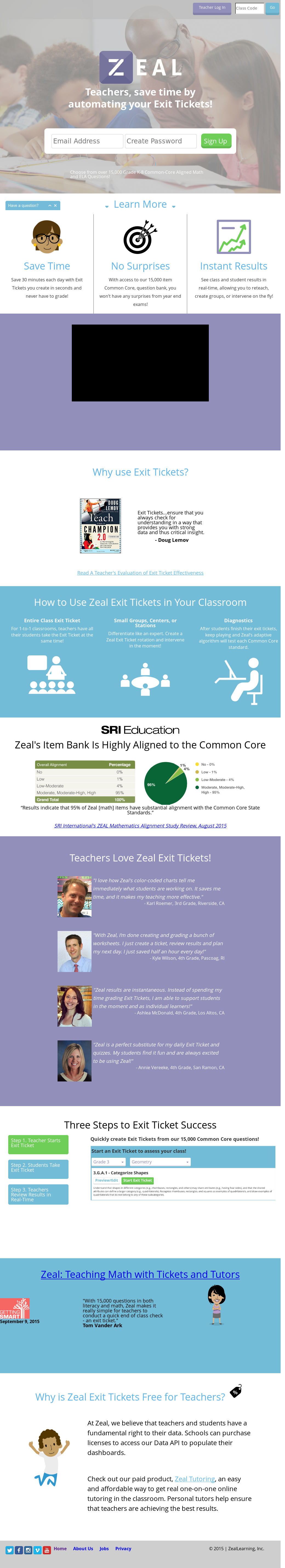 Zeal Learning Competitors, Revenue and Employees - Owler Company Profile
