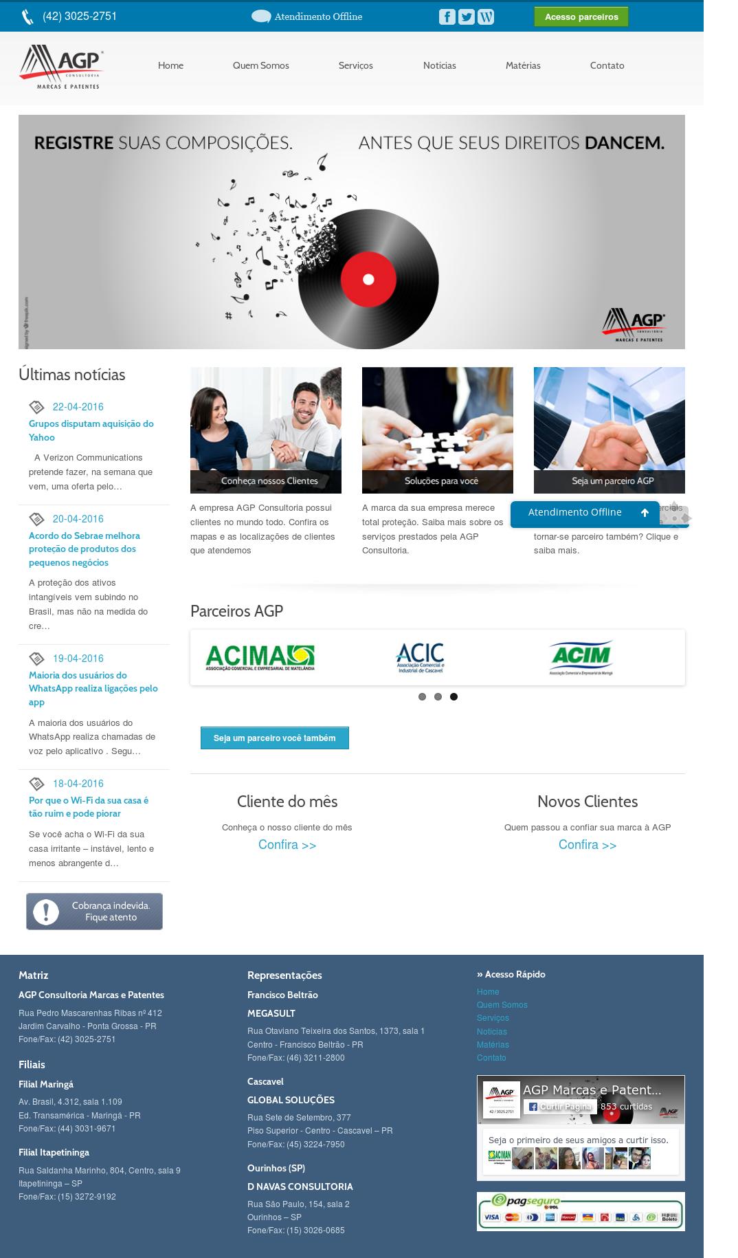 Agp Consultoria Competitors Revenue And Employees Owler Company