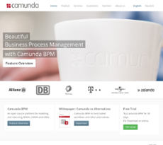 Camunda Services Competitors, Revenue and Employees - Owler