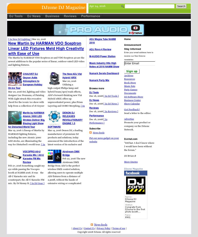 Djzone Dj Magazine Competitors, Revenue and Employees - Owler