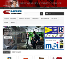 Ekra Vending Ood Competitors, Revenue and Employees - Owler