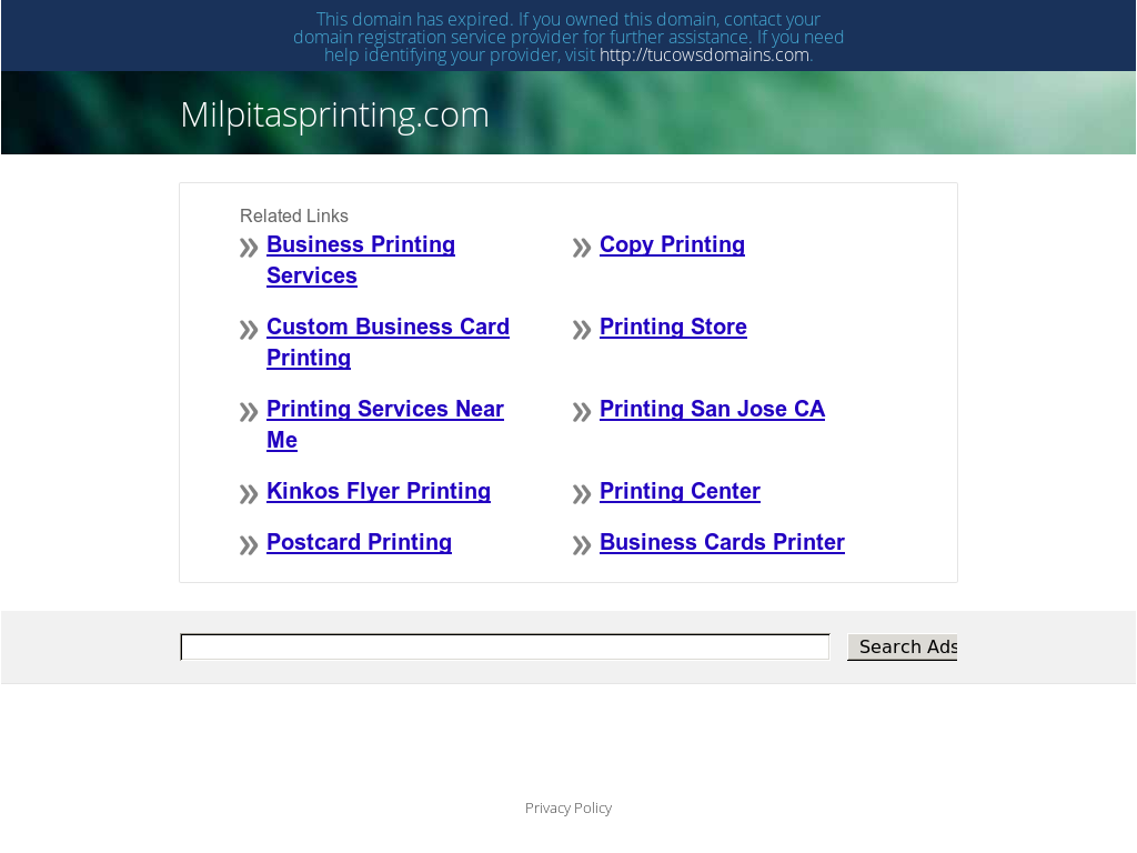 Milpitas Printing Competitors, Revenue and Employees - Owler Company