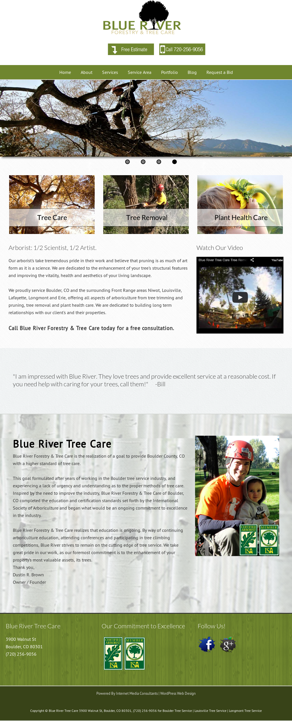Blue River Tree Care Compeors Revenue And Employees Owler Company Profile
