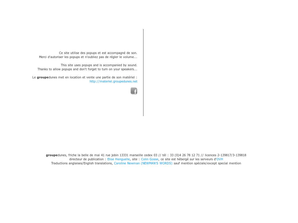 Groupedunes Competitors, Revenue and Employees - Owler