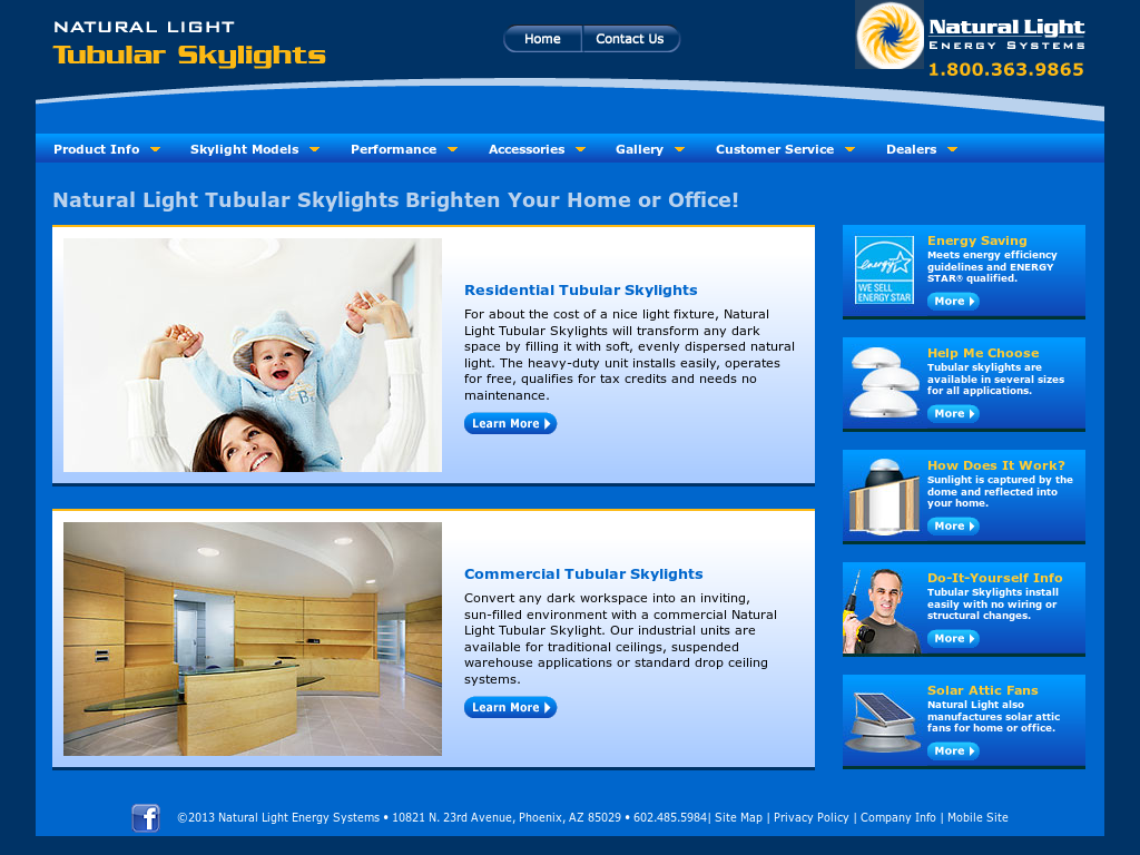 Natural light tubular skylights competitors revenue and employees natural light tubular skylights website history mozeypictures Image collections