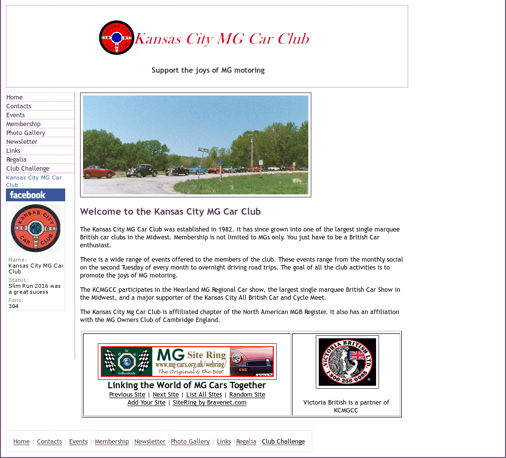 Kansas City Mg Car Club Competitors, Revenue and Employees