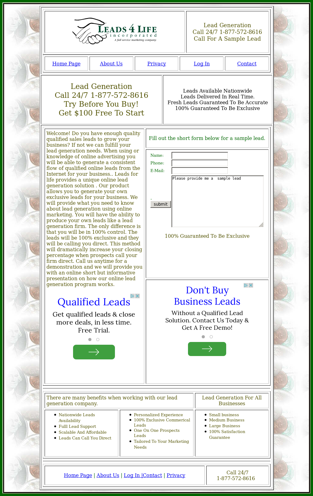 Leads 4 Life Competitors, Revenue and Employees - Owler Company Profile