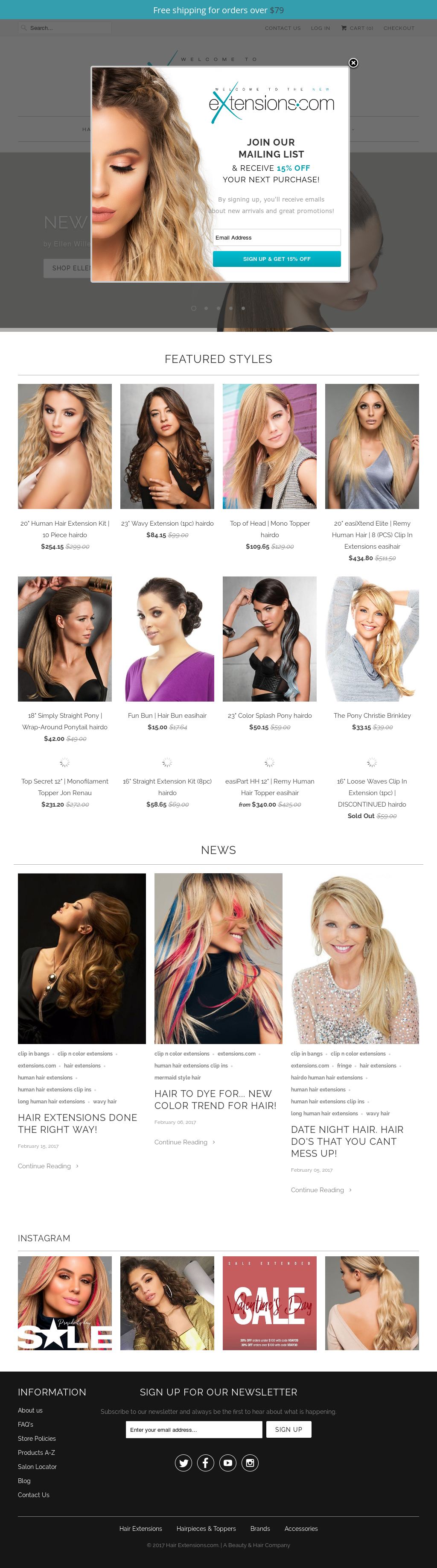 Hair Extensions Competitors Revenue And Employees Owler Company